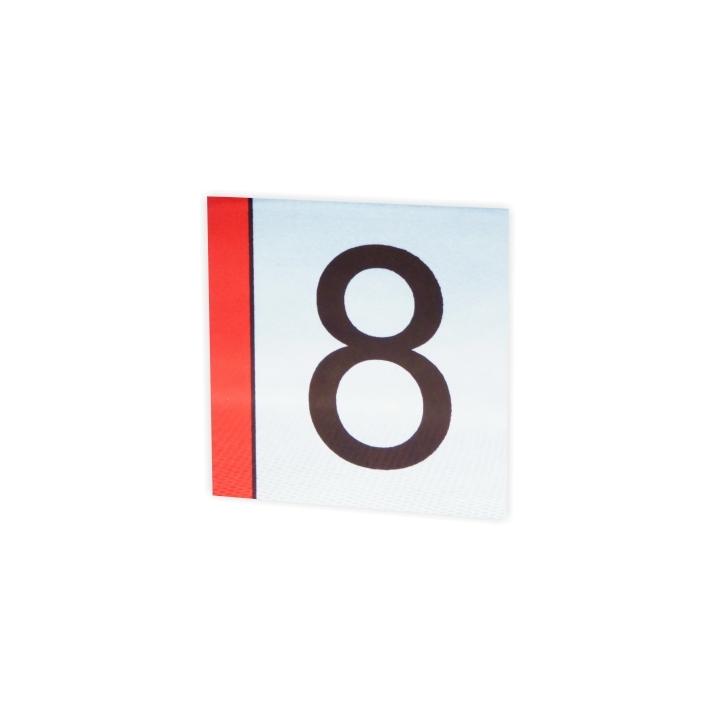 Numer na drzwi mieszkania